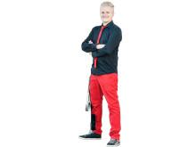Grillmästaren Andreas Mathiasson
