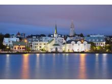LOS-tur til Island: Reykjavik