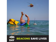Hi-res image - Ocean Signal / ACR - 406Day on 4th June aims to raise beacon awareness