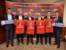 Goodyear and FC Bayern