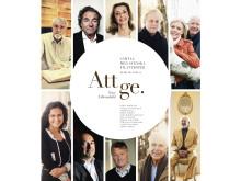 Omslag till boken Att ge - samtal med svenska filantroper av Tove Lifvendahl