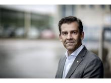 Fredrik Hörstedt, vicerektor för nyttiggörande, Chalmers