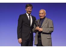 Eugen Gomringer mit dem Kulturpreis Bayern 2015 ausgezeichnet