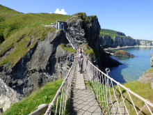 Ramblers Walking Holidays Giant's Causeway & The Nine Glens