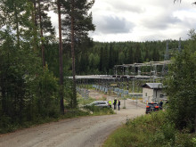 Eitech moderniserar Svenska kraftnäts stamnätstation Rätan