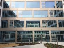 Gebäude der Datev AG Nürnberg
