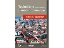 Technische Baubestimmungen – Historische Baunormen (2D/tif)