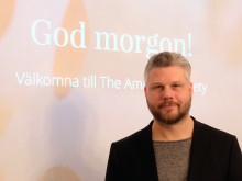 Tobias Franzén, vd The Amazing Society
