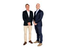 Göran Grell och Johan Englund