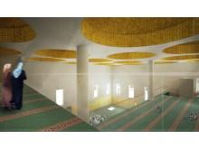 Public Luxury: Mosque in Rinkeby by Johan Celsing