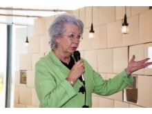 Prinsessan Christina inviger utställningen Nutida går VIDAre