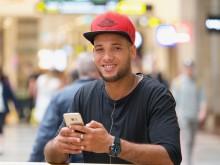 Karim Tonio en av Språkkraft gratisappar användare