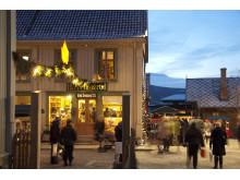 Butikken Alvangrud i Byen på Maihaugen