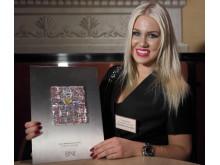 Årets Affärsnätverkare 2010 - Isabella Löwengrip