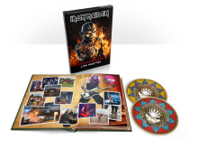 Iron Maiden / Live Chapter / Deluxe CD