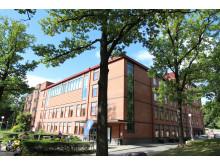 Sophiahemmet Högskola, entré