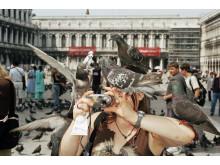 Le photographe Martin Parr remporte le prix de la 'Contribution exceptionnelle à la Photographie' dans le cadre des Sony World Photography Awards 2017
