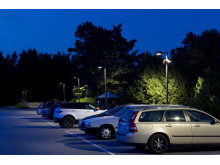 Outdoor Lighting Parking