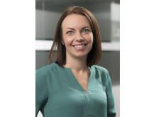 Ida Lindahl, kommunikations- och marknadschef Sandviken Energi