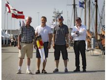 Arrangörer för Nostalgia Festival med Karlskrona Veteranbåtsdagar, Nordisk Kustkulturfestival och Albinsson & Sjöberg 40 år.