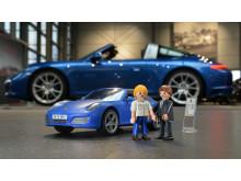 Spitzenmodell fürs Spielzimmer: Porsche 911 Targa 4S von PLAYMOBIL
