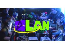 Gigacon 2016 LAN Logo