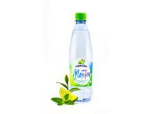 Ramlösa MojiTea med smak av lime, mynta och te