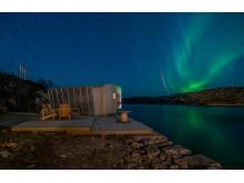Das Manshausen Resort liegt in Nordnorwegen in der Nähe der Lofoten