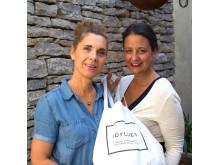 Catrin Kylberg och Marianne Olsson