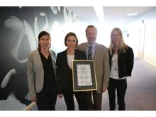 ICA - Sveriges mest hållbara varumärke 2013