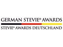 Das Logo der German Stevie Awards