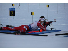 Ole Einar på standplass