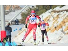 Eline Grue, sprint kvinner junior, junior-vm 2016