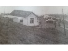 Golden Dawn Cafe Whitehead 1960
