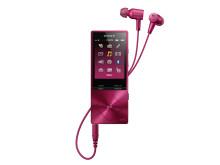 NW-A27HN von Sony_pink
