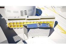 Quality Hotel Globe satsar på solenergi med Eneo