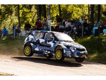 Hedström garanterar två bilar i RallyX Nordic 2017