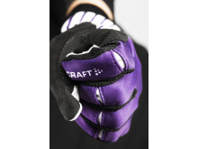 Podium Leather Glove