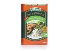 Ris och Quinoa