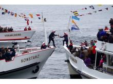 Flottensternfahrt auf dem Bodensee