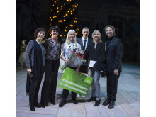 Prisutdelning Gunilla Roempkes dansstipendium