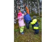 Skogsmulles stipendium till Ylva Sandberg, Skövde