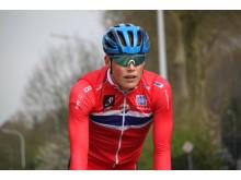 Anders Skaarseth førFlandern Rundt U23 2017
