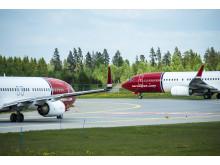 To Norwegian-fly