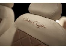 high res image - Chris-Craft Balearics - seat details