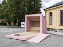 Gapahuk - visades i utställningen Reprogramming the City på ArkDes