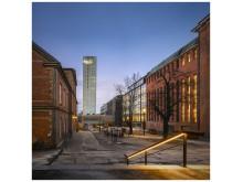 Arkitema Architects' kontor i Carlsbergbyen i København