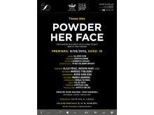 Powder her Face_Afisz