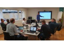 Workshop med KONSTANT Net