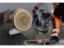 HotSaw i STIHL Timbersports